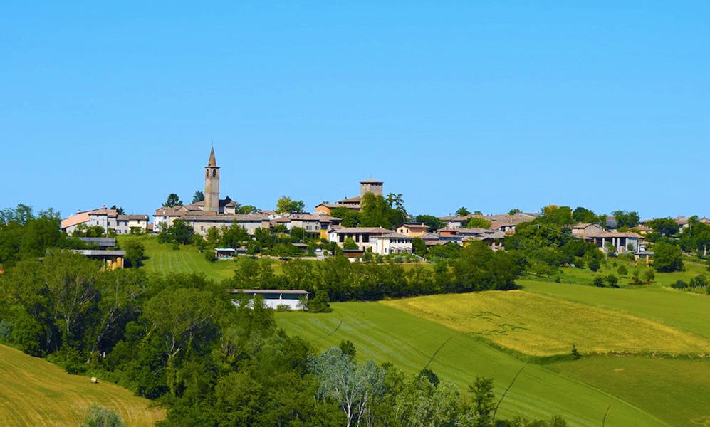 Estate in Val Tidone: la magia di una valle